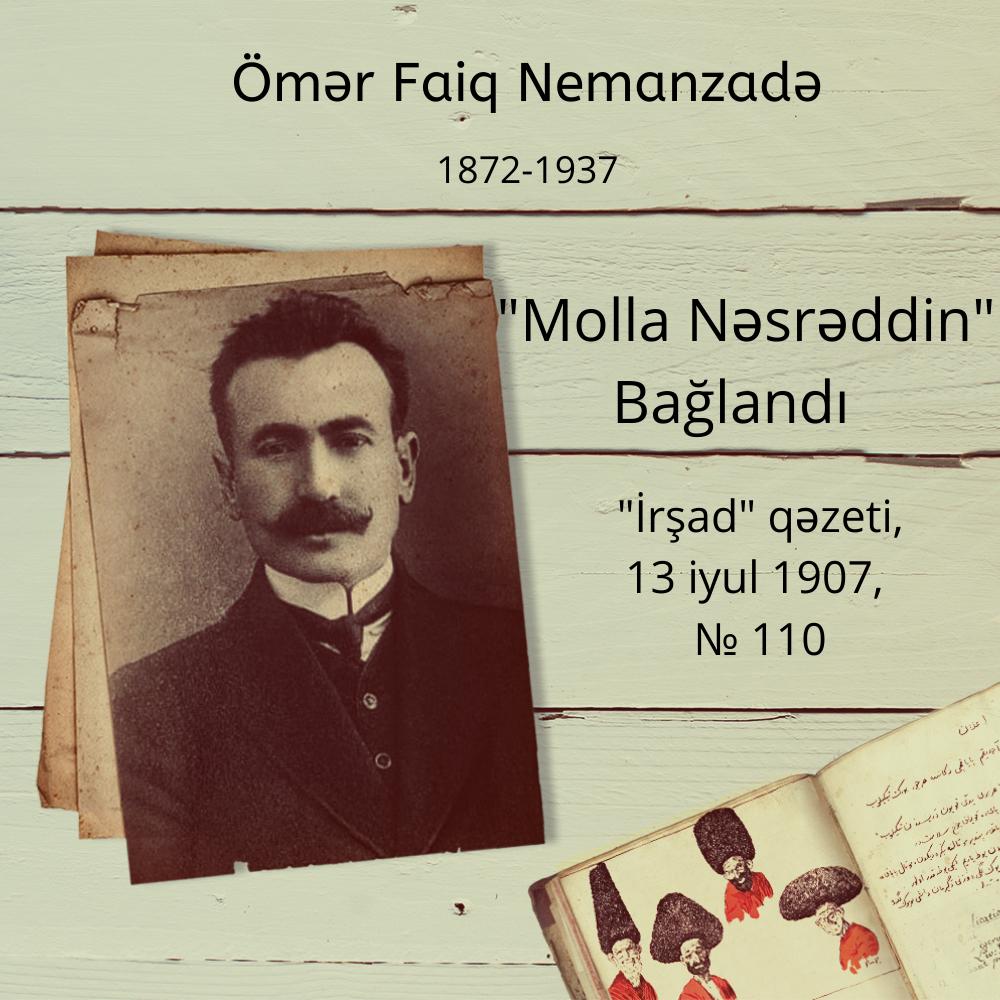 """""""Molla Nəsrəddin"""" bağlandı"""